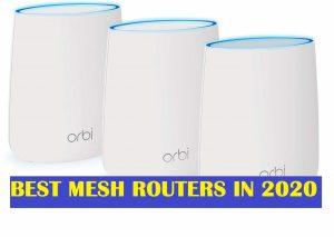 Best mesh wifi routers 2021